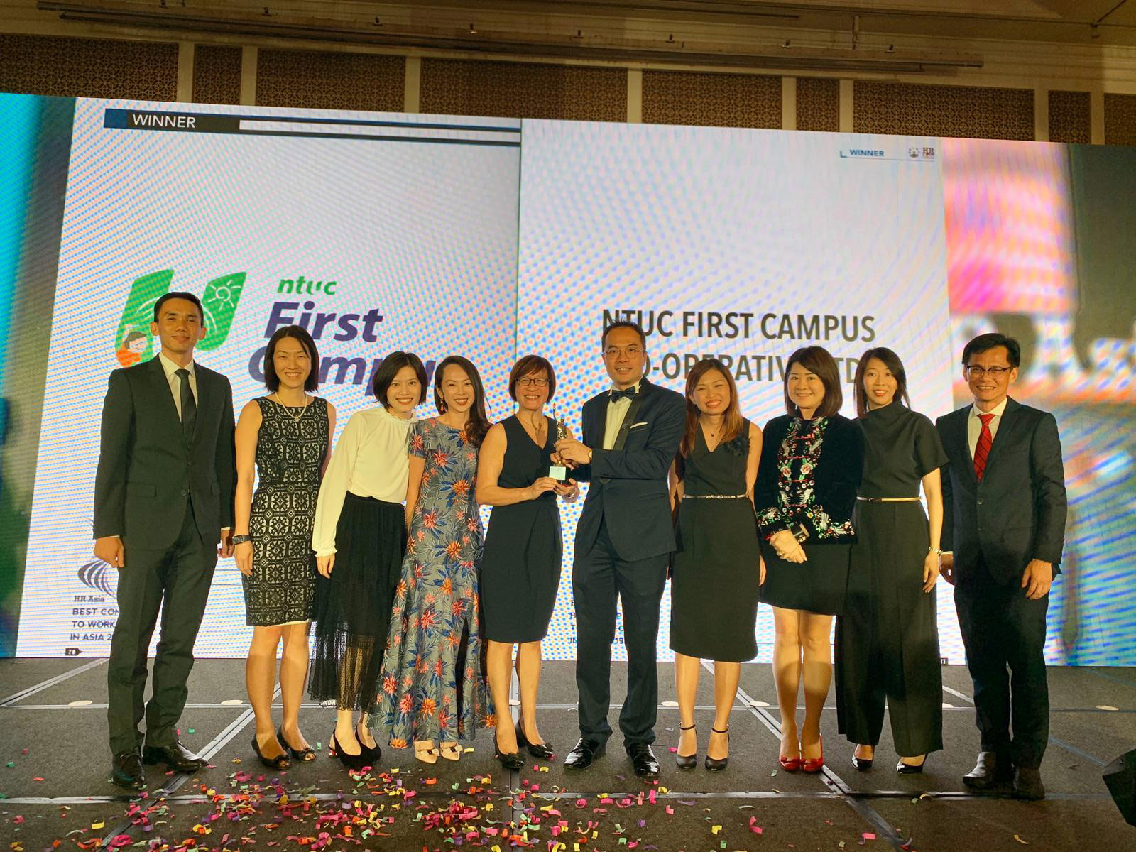 HR Asia Awards – Best Companies to Work for in Asia