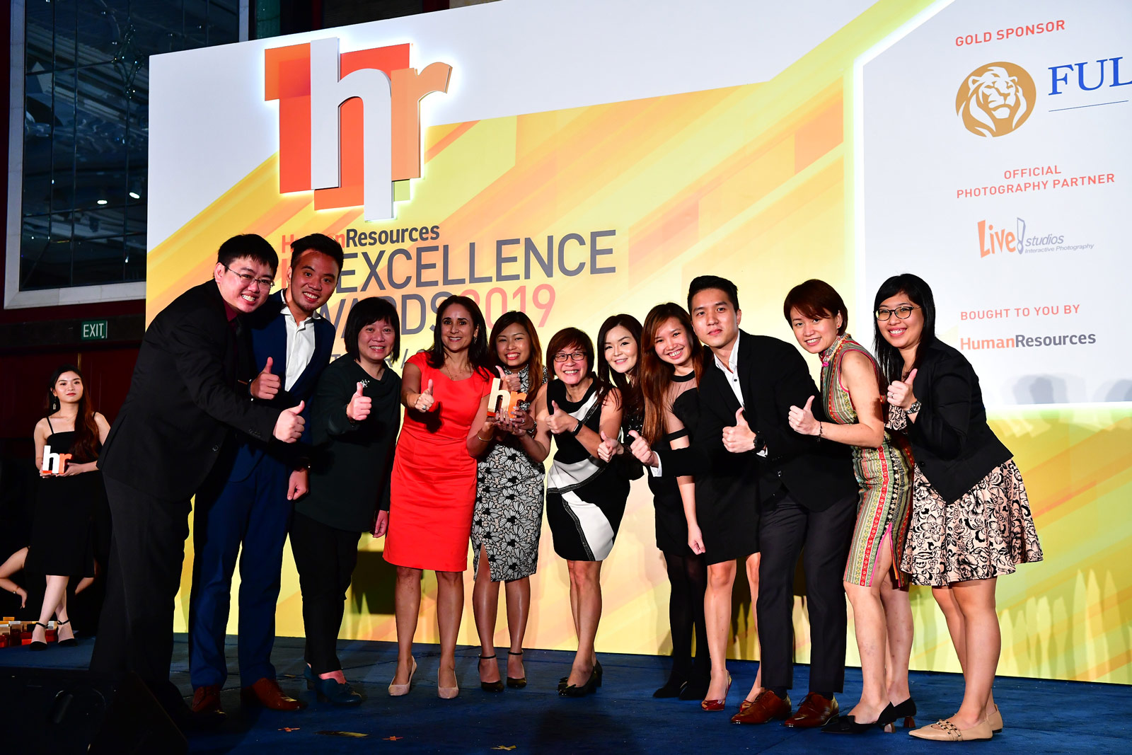 HR Excellence Award – Bronze for Excellence in Recruitment